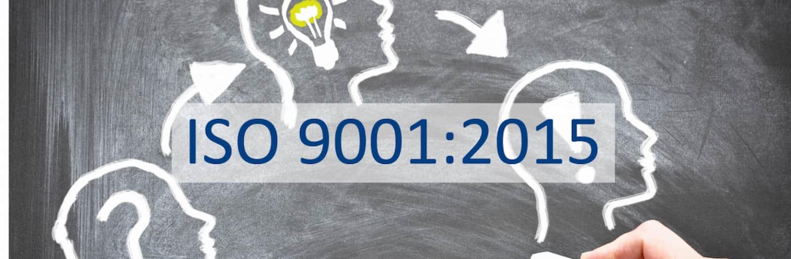 LA NORMA ISO 9001 COS'E' E COSA CAMBIA