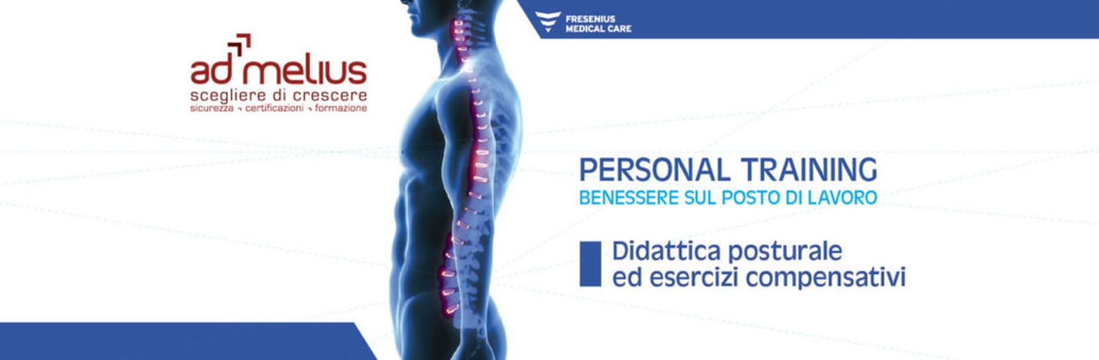 FRESENIUS MEDICAL CARE ITALIA – PERSONAL TRAINING: BENESSERE SUL POSTO DI LAVORO