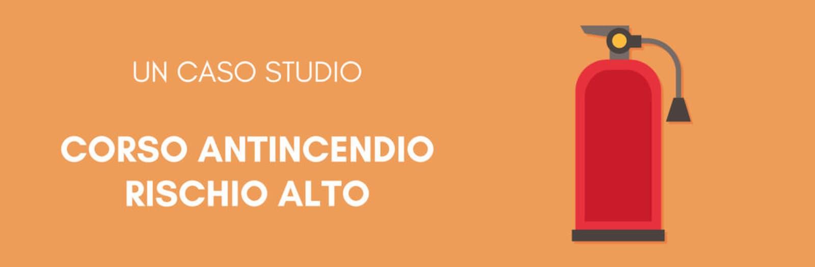 CORSO DI FORMAZIONE ANTINCENDIO RISCHIO ALTO – SIS. TER Spa
