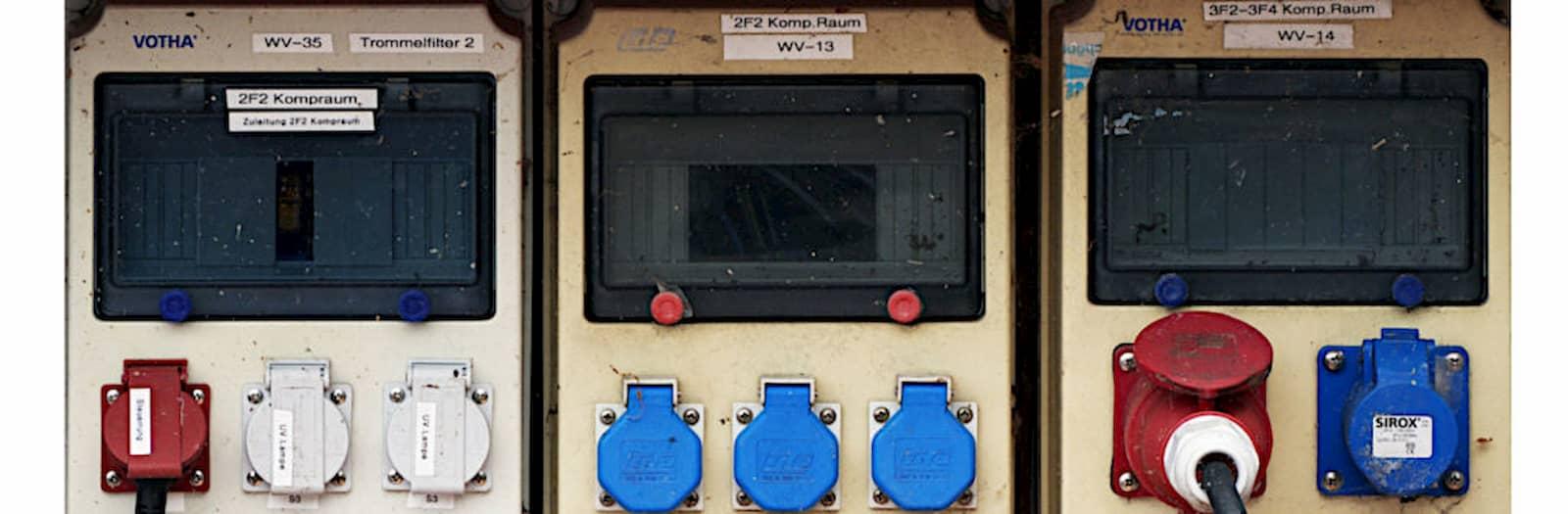 Sicurezza Elettrica nei Cantieri