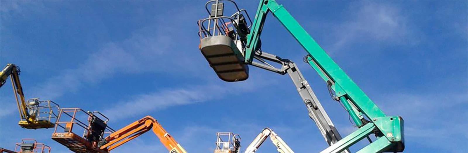 Piattaforme di Lavoro Mobili Elevabili (PLE)