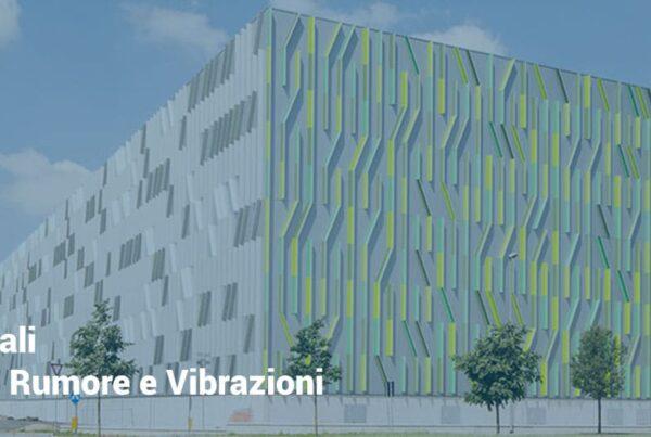 PEDRALI: VALUTAZIONE RISCHIO RUMORE E VIBRAZIONI - CASO STUDIO